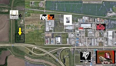 West Fargo Commercial For Sale: Uplatted Land