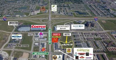 Fargo Commercial For Sale: 2501 55th