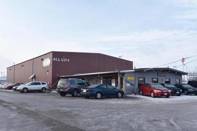 Fargo Commercial For Sale: 4090 Main Ave