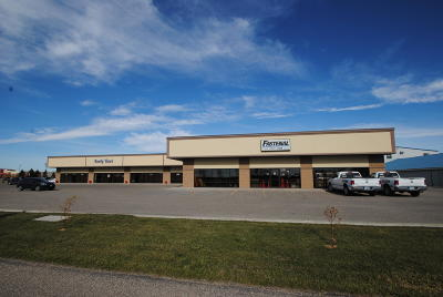 Commercial For Sale: 1201 Center