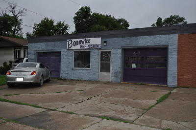Commercial For Sale: 209 17th