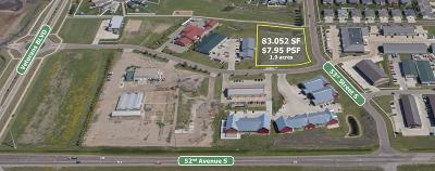 Commercial For Sale: 5301 51st