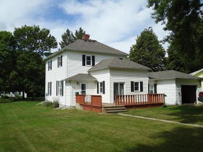 Fosston Single Family Home For Sale: 701 Granum Ave N