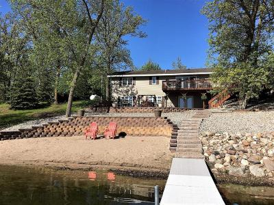 Mentor Single Family Home For Sale: 34216 Green Valley Dr Cable Lake