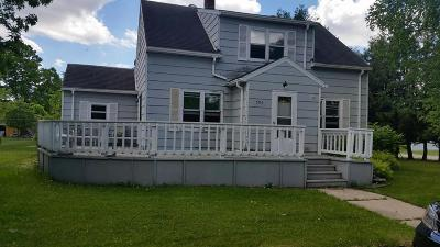 Hallock Single Family Home For Sale: 504 6th St SE
