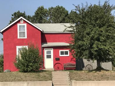 Crookston Single Family Home For Sale: 514 6th St W