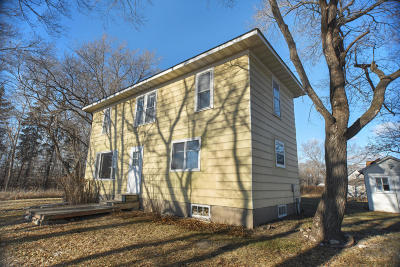 Crookston Single Family Home For Sale: 26850 Us Hwy 2 SW