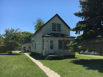 Crookston Single Family Home For Sale: 305 Leonard Avenue