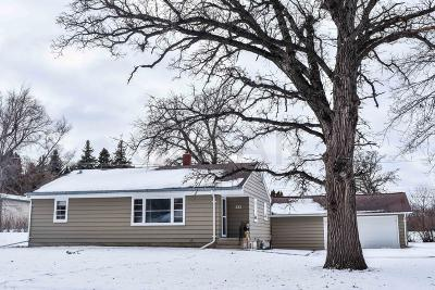 Crookston Single Family Home For Sale: 222 S Nelson St