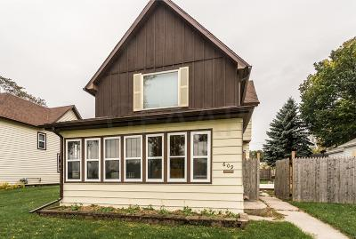 Crookston Single Family Home For Sale: 609 Pleasant Avenue