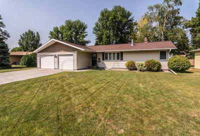 Crookston Single Family Home For Sale: 1501 Radisson Road