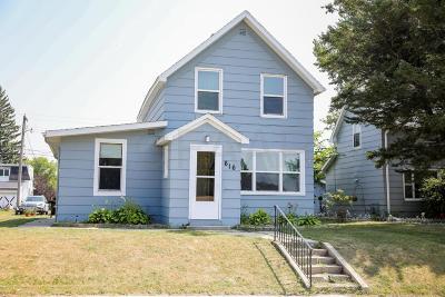 Crookston Single Family Home For Sale: 616 Pine Street