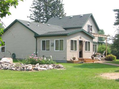 Fosston Single Family Home For Sale: 34616 410th Street SE