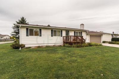Crookston Single Family Home For Sale: 1501 Alexander Avenue