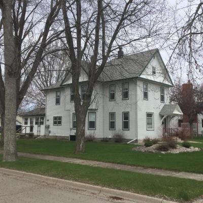 Fosston Single Family Home For Sale: 403 6th Street NE