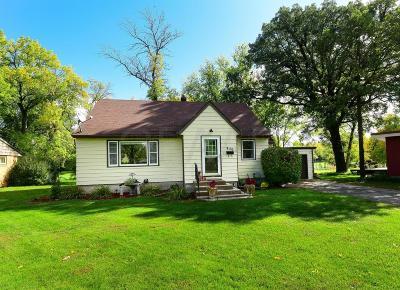 Crookston Single Family Home For Sale: 820 Thorndale Avenue