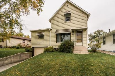 Crookston Single Family Home For Sale: 508 Lincoln Avenue