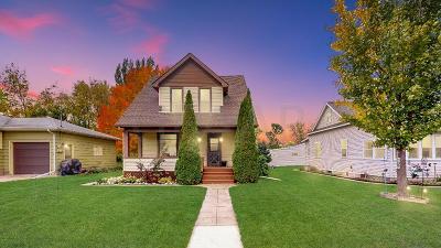 Crookston Single Family Home For Sale: 808 Sampson St