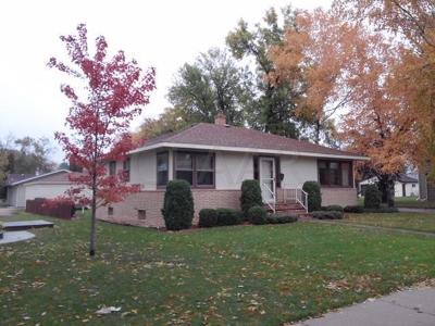 Thief River Falls Single Family Home For Sale: 204 Merriam Avenue N