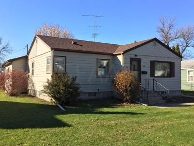 Crookston Single Family Home For Sale: 526 Washington Avenue