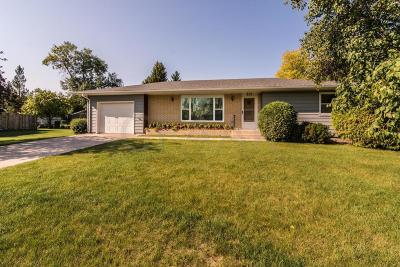 Crookston Single Family Home For Sale: 313 Golf Terrace Drive