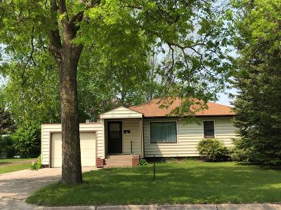 Crookston Single Family Home For Sale: 626 Washington Avenue