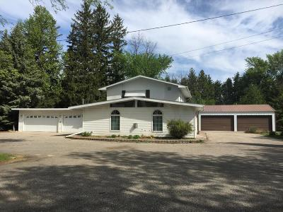 Crookston Single Family Home For Sale: 1312 Front St N
