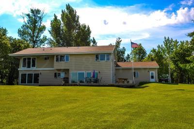 Erskine Single Family Home For Sale: 38543 E Union Dr SE