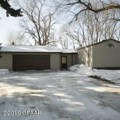 Oslo Single Family Home For Sale: 105 River St.