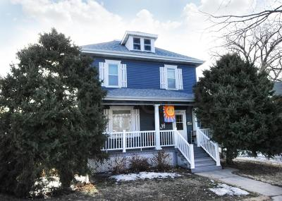 Crookston Single Family Home For Sale: 124 Washington Ave
