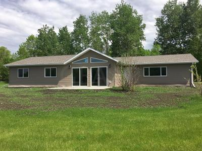 Erskine Single Family Home For Sale: 18193 Anderson Trail SE