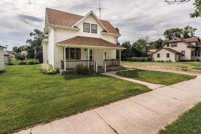 Crookston Single Family Home For Sale: 520 Elm Street