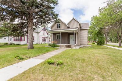 Crookston Single Family Home For Sale: 802 Sampson St