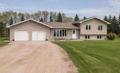 Crookston Single Family Home For Sale: 27802 305th Street SW