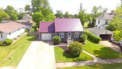 Warren Single Family Home For Sale: 416 Ross Avenue