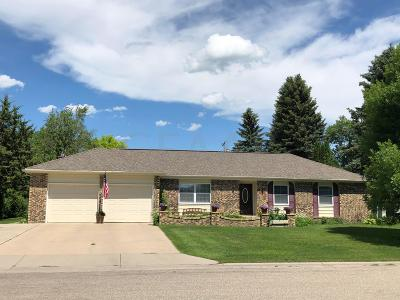 Crookston Single Family Home For Sale: 117 Golf Terrace Drive