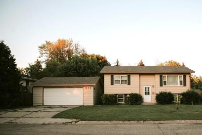 Crookston Single Family Home For Sale: 806 Lowell St