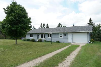 Crookston Single Family Home For Sale: 26117 180th Ave SW