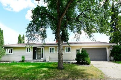 Crookston Single Family Home For Sale: 121 Mill Street