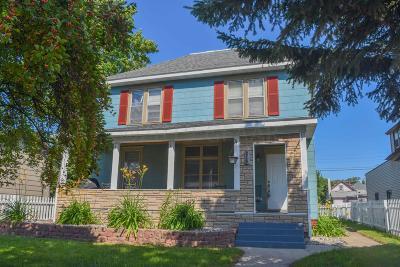 Crookston Single Family Home For Sale: 215 Washington Ave