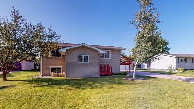 Crookston Single Family Home For Sale: 505 Eickhof Boulevard