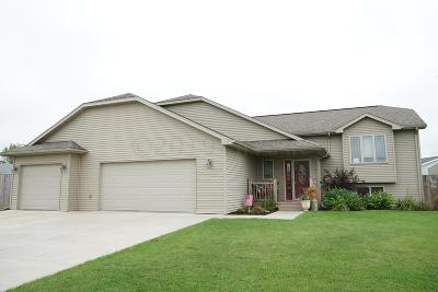 Crookston Single Family Home For Sale: 1128 Gretchen Lane