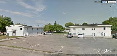 Crookston Multi Family Home For Sale: 828/906 Lowell Street