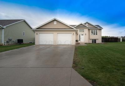 Crookston Single Family Home For Sale: 1510 Saint Johns Drive