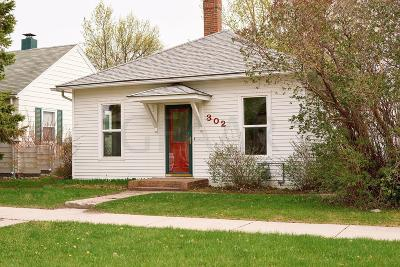Crookston Single Family Home For Sale: 302 Central Avenue N