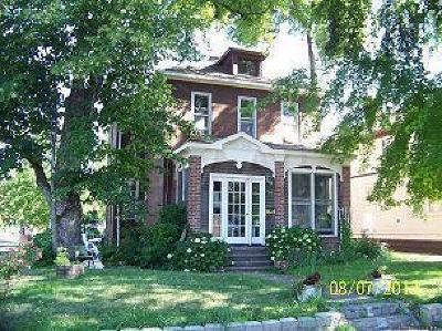Crookston Single Family Home For Sale: 724 Woodland Avenue