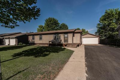 Crookston Single Family Home For Sale: 1414 Widman Lane