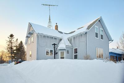 Crookston Single Family Home For Sale: 811 Main St N