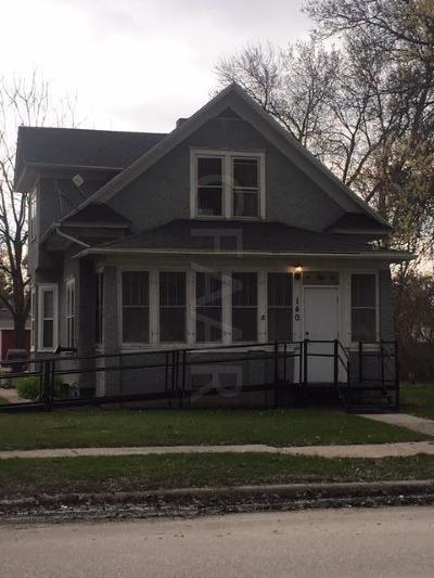 Alvarado Single Family Home For Sale: 140 Boundary Street