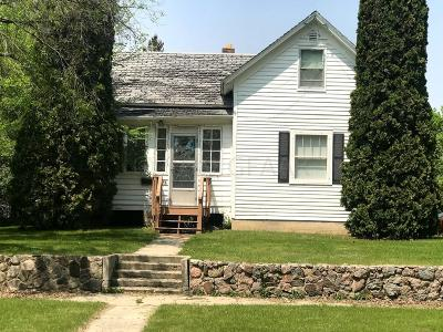 Fosston Single Family Home For Sale: 817 2nd Street NE